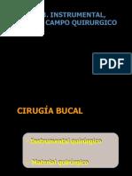 Instrumentos quirurgicos