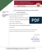 DRCS STOCT171015165 Payment Receipt