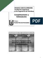 1. Conceptos Fundamentales y Definicion de completamiento