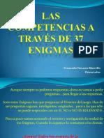 lascompetenciasatravsdelosenigmas-111110182930-phpapp02