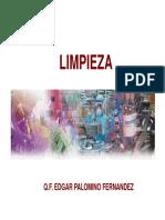 Limpieza Version Setiembre 2014