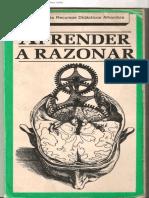 Pizarro - Aprender a Razonar - Ocr
