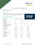 SABIC® Caustic Soda (NaOH)_SABIC® Caustic Soda (NaOH)_Global_Technical_Data_Sheet
