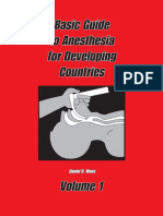 Basic Guide to Anesthesia for Developing Countries (ABANG).doc