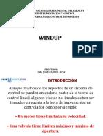 Efecto Windup