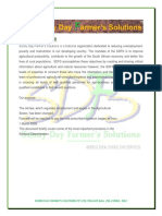 Sdfs Pty (Ltd) Manual
