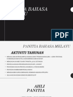 Slaid Panitia Bahasa Melayu