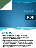 Zirconiul
