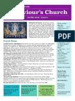 st saviours newsletter - 25 feb 2018 copy