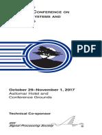 Asilomar 2017 Final Program v017 --- No Blank Pages