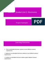 Project Specification cogc