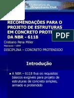 CONCRETO PROTENDIDO