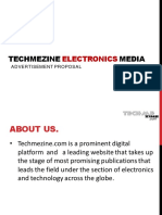TMZ Techmezine Electronics Media V1