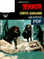 Garland, Curtis - Los Sadicos