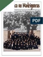 La música en Madrigueras XXV Aniversario Catachana 82