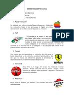 Ejemplos de marcas-Diferenciación