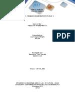 Unidad 1 Medición y Cinemática Fase 3