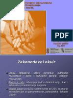 Odsek Za Rodnu Ravnopravnost MRZBSP Mira Majranovic