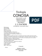 Teologia Concisa Packer