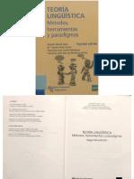 LIBRO Teoria Linguistica_metodos-herramientas y Paradigmas-2a_edicion