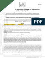 27. PNH e Formação Dos Profissionais de Saúde Revisão Integrativa