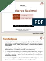 Informe Febrero - Gacetilla