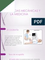 Ondas Mecánicas y La Medicina