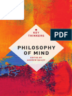 Bailey - Philosophy of Mind. The Key Thinker.pdf