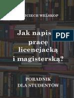 PORADNIK PISANIA PRACY LICENCJACKIEJ.pdf