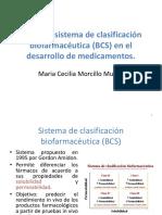 El Rol Del Sistema de Clasificación Biofarmacéutica