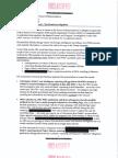 Democratic rebuttal to GOP FISA memo