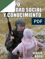 TIEMPO, REALIDAD SOCIAL Y CONOCIMIENTO - Sergio Bagú