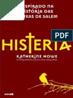 Histeria - Katherine Howe