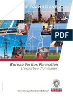 Bureau Veritas Formation - Catalogue 2013 - r2
