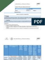 Planeacion Didáctica Unidad 2 - El Mercado y Su Segmentación