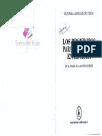 Avolio de Cols, Susana _ Los Proyectos Para El Trabajo en El Aula - De La Teor_a a La Acci_n Docente - Cap_tulo IV