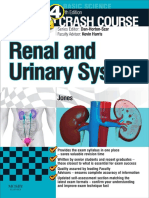 Crash Course Renal and Urinary System 4th - Jones