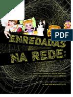 Enredadas Na Rede Jogos Para Crianças (Re)Produzindo Relações Desiguais de Gênero