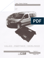 Peugeot Valeo Partner Berlingo