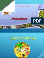 Expo Proteinas