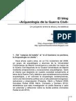 Marín Et Al_2013_El Blog Arqueología Guerra Civil