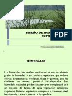 Diseño de Humedales Artificiales
