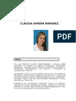 Claudia Narvaez
