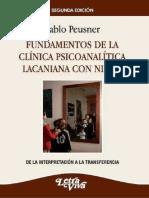 Pablo Peusner - Fundamentos de la clínica psicoanalítica lacaniana con niños.pdf