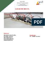 Rapport Mini Projet Microcontrolleeeeeeeur