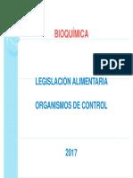 2017-B-legislacion - Organismos de Control
