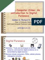 Forensics Honors Nov2003