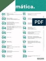 Cronograma 2018 de Matemática REDPOWER - 39 semanas.pdf