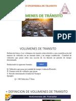2018 Clase Volumen de Transito, Transito Futuro