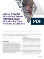 Optical Network Monitoring System Onmsi Ensures Municipality Fiber Network Availability Case Studies